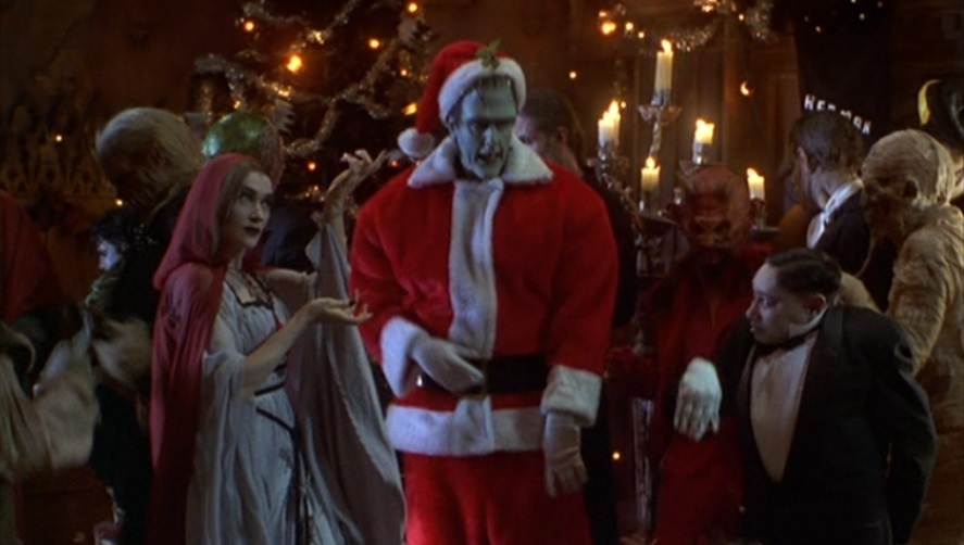 Episode 25: The Munsters' Scary Little Christmas | Christmas Creeps