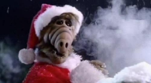 Alf Weihnachten