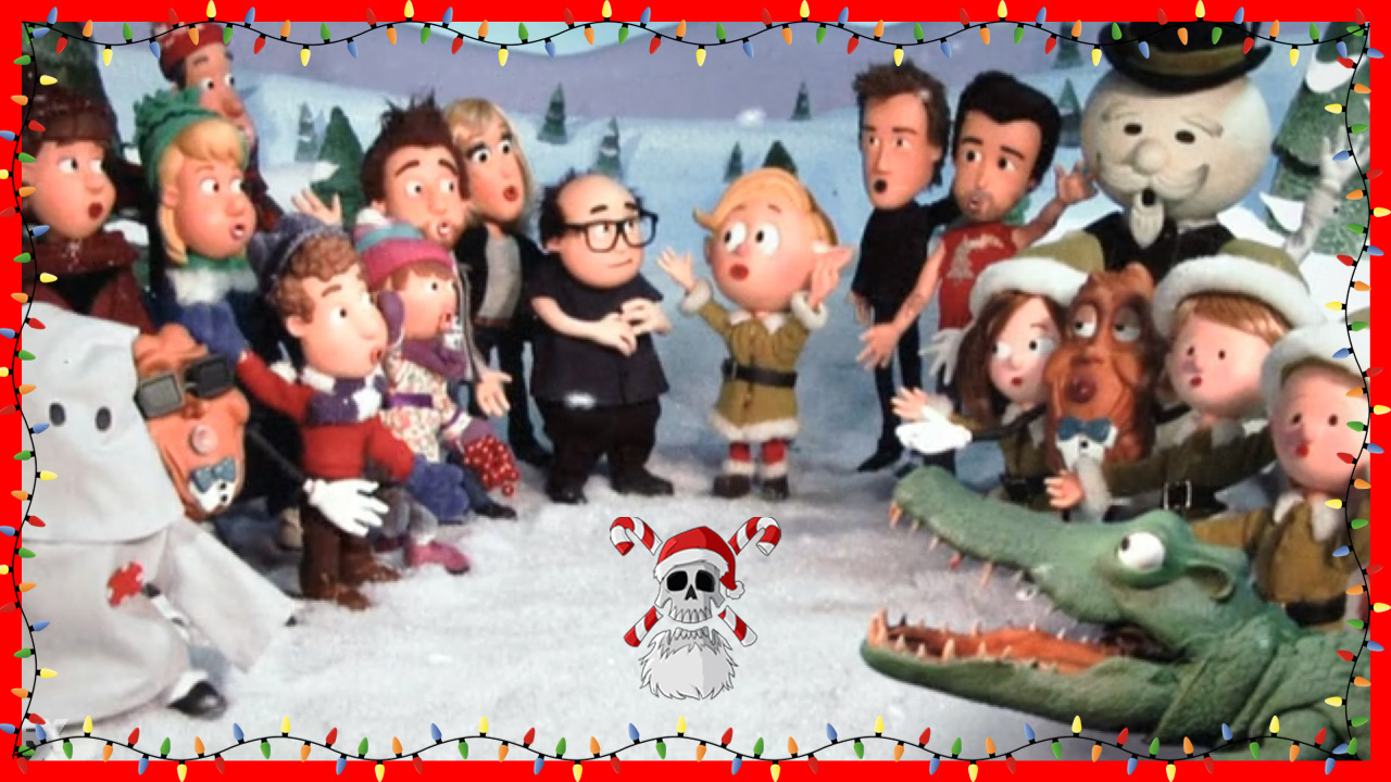 Its Always Sunny Christmas.Stocking Stuffer 12 A Very Sunny Christmas Christmas Creeps